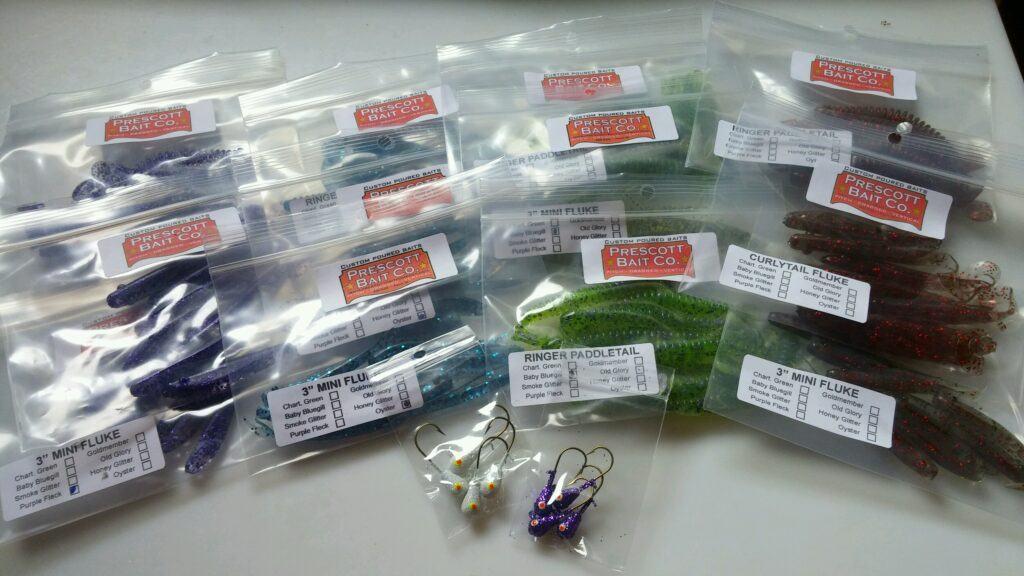 Prescott Bait Company Walleye Pro-Kit MII